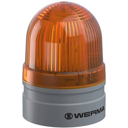 Werma Signaltechnik Signalleuchte Mini TwinLIGHT 24VAC/DC YE 24 V/DC