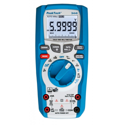 PeakTech 3441 - Multimeter digital 59999 Counts