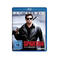 Spartan Blu-ray