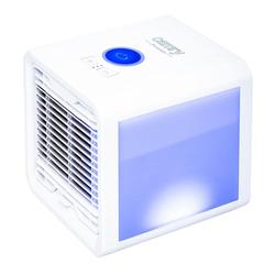 Camry Ventilatorkombigerät CR 7321, 3in1 Luftkühler, Verdunstungskühler, Ventilator, 3 Geschwindigkeitsstufen, Stimmungsbeleuchtung, USB Anschluss