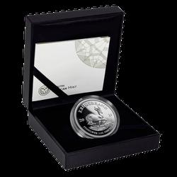 1 Unze Silber Krügerrand 2019 Proof-Qualität