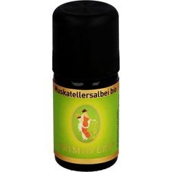 MUSKATELLERSALBEIÖL ätherisch kbA 5 ml