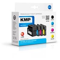 KMP H174V Multipack BK/C/M/Y komp. mit HP 932XL, 933XL C2P42AE