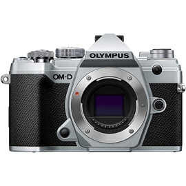 Olympus E-M5 Mark III silber + 14-150 mm silber