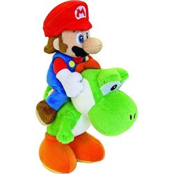 Nintendo Plüschfigur Mario & Yoshi