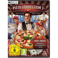 Pizza Connection 3 - Day One Edition (USK) (PC)