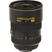 Nikon AF-S DX 17-55mm F2,8G ED