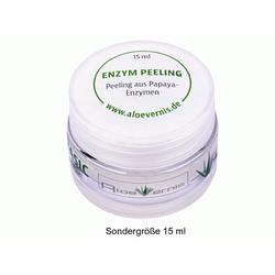 AloeVernis® BASIC aloe vera ENZYM peeling 15 ml Reisegröße