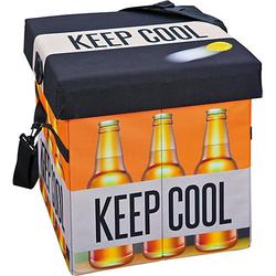 Faltkiste, Fanbox II Bier mehrfarbig