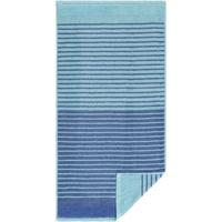 Egeria Handtücher Maris Egeria mit Streifen blau 2x 50x100 cm