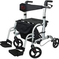 Antar Rollator-Rollstuhl 2in1