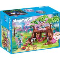 Playmobil Fairies Waldfeenhaus 70001