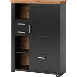 set one by Musterring Highboard york, Typ 26