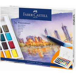 Aquarellfarben, 36 Farben