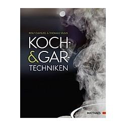 Koch- &Gartechniken