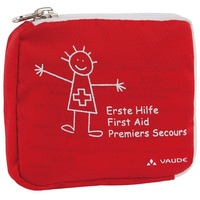 Vaude Kids First Aid Set Red
