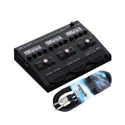 ZOOM Zoom GCE-3 Guitar Interface + Kabel 3m Mischpult