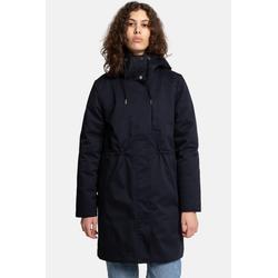 Selfhood Parka Jacket Navy Damen Winterjacke Dunkelblau