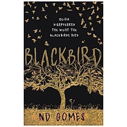 Blackbird. N. D. Gomes  - Buch