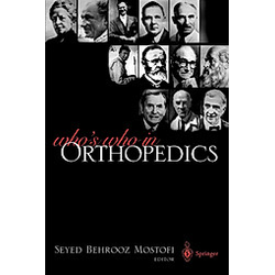 Who's Who in Orthopedics - Buch