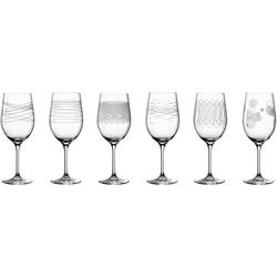 LEONARDO Rotweinglas Casella (6-tlg), 430 ml