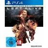 Ps4 Spiel Left Alive Day One Edition Neuware