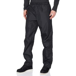 VAUDE Herren Hose Fluid Pants II, Black, S, 03520