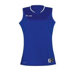 Spalding T-Shirt Move Tank Top Damen blau M