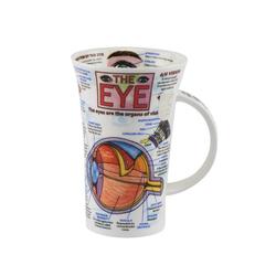 Dunoon Becher, Dunoon Becher Teetasse Kaffeetasse Glencoe The Eye