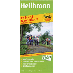Heilbronn 1:50 000