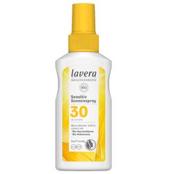 Lavera Sensitiv Sonnenspray LSF 30 100 ml