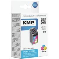 KMP H10 kompatibel zu HP 78 CMY