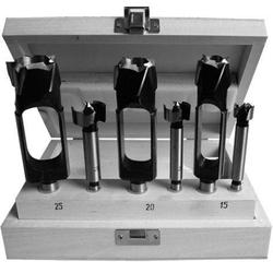 Edessö ZapfenschneiderForsnerbohrer Set WS Inhalt je 1 x Durchmesser 15 20 + 25mm 146715025