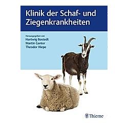 Klinik der Schaf- und Ziegenkrankheiten - Buch