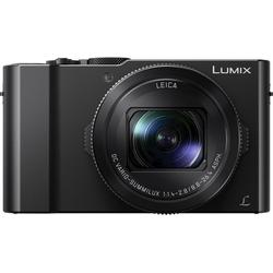 Panasonic DMC-LX15 schwarz Kompaktkamera