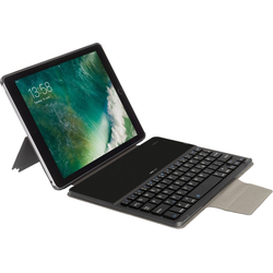 Gecko Apple iPad 9.7 (2017/2018) Keyboard Cover (QWERTZ),schwarz