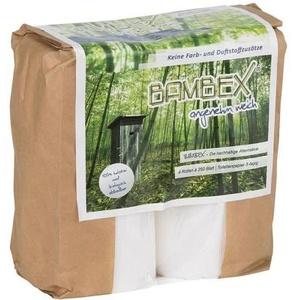 Bambex Premium Toilettenpapier, 4 Rollen