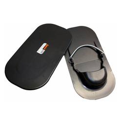 Fliesenschuhe - Glättschuhe für Estrich / Paar