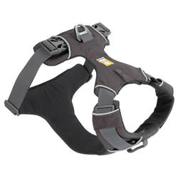 Ruffwear Hundegeschirr Front Range™ Harness grau, Breite: ca. 2,5 cm, Brustumfang: ca. 56 - 69 cm