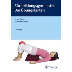 Rückbildungsgymnastik: Die Übungskarten