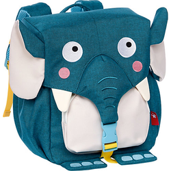 Rucksack Elefant School (25061) blau