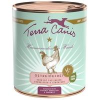 Terra Canis Huhn mit Pastinaken, Löwenzahn & Kamille 6 x 800 g