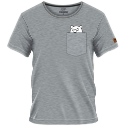 FORSBERG T-Shirt grau L