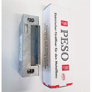 Elektrischer Türöffner PESO 500 o 12 V, ohne Entriegelungshebel, Schraubabstand = 62 mm