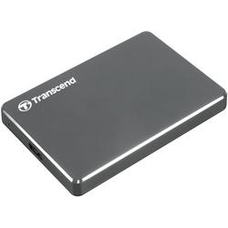 Transcend Festplatte 1 TB Ext. Festplatte StoreJet 25C3 2,5