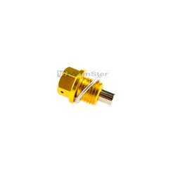 M14 x1,5 Magnet Ölablassschraube Öl Ablassschraube Gelb