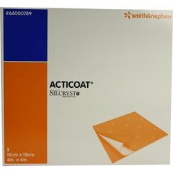 Acticoat Antimikrobieller Verband 10x10cm