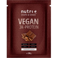 Nutri + Vegan 3K Proteinpulver Proben