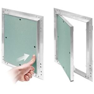 Revisionsklappe Aluminium 250x300x12.5