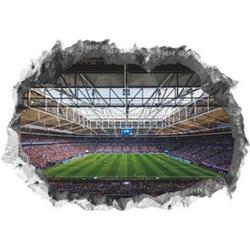 S04 Wandtattoo 3D nachleuchtend Veltins-Arena